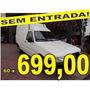 Fiat Fiorino Fire Flex 1.3 2010 Sem Entrada + 699,00