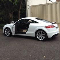 Audi Tt 2.0 211cv Led 2011/11 Inter. Caramelo Estudo Troca