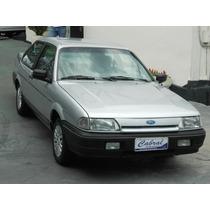 Ford Versailles Gl 1.8i / 2p 4p 1991 1992 Prata Gasolina