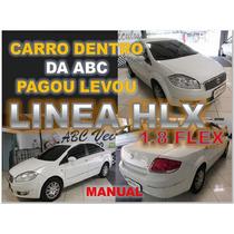 Linea Hlx 1.8 Flex Manual Ano 2011 - Financio Sem Burocracia