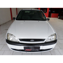 Ford Fiesta 1.0 Mpi Gl 8v Gasolina 4p Manual 2001/2001