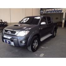 Toyota Hilux Srv Cd 4x4 Diesel Fs Caminhões