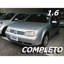 Volkswagen Golf 1.6 Mi 8v Gasolina 4p Manual 2001/2002