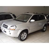 Hyundai Tucson Gls 2.0 16v Flex Automático 2014 Multimidia