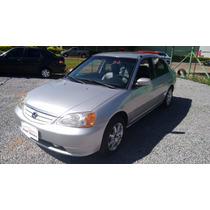 Honda - Civic Sedan Lx-at 1.7 16v Basico Cod:854164
