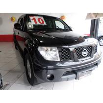 Nissan Frontier 10/10 Diesel Oferta Venha Conferir !!!