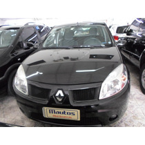 Renault Sandero 1.6 Privilége 8v Flex 4p Manual 2008/2009