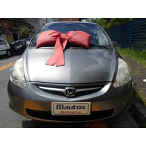 Honda Fit 1.4 Lxl 8v Gasolina 4p Manual 2006/2007