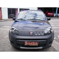 Fiat Uno 1.4 Evo Way 8v Flex 4p Manual 2012/2013