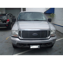 F250 4.2 4x2 Cd 180 Cv Turbo Diesel Manual Prata 2004