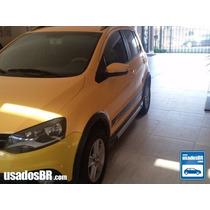 Vw Crossfox Amarelo