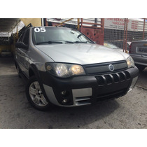 Fiat Palio Weekend Adventure 1.8 8v 2004/2005 Prata