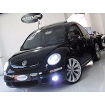 New Beetle 2010 Automatico + Teto Solar Top Preto
