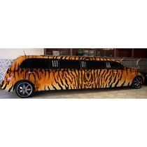Pt Cruiser Limousine Tigresa, Unica No Brasil