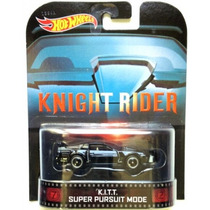 Hot Wheels Super Maquina Knight Rider Super Persuit Mode.