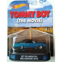 Hot Wheels 67 Plymouth Belvedere Gtx - Tommy Boy The Movie.