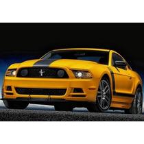 Carro De Controle Remoto Mustang