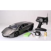 Carro Controle Elétrico Automodelo Lamborghini Reventon