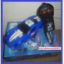 Carrinho Controle Remoto Veloz Racing Azul Original Coleccio