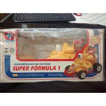 Carrinho Controle Super Formula 1 - Estrela - Raro - Anos 80
