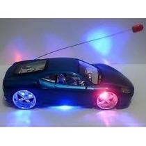 Carrinho De Controle Remoto Light Perfect Modelo Ferrari
