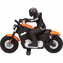 Moto Harley Davidson Nightster Controle Remoto Maisto