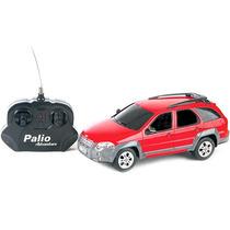 Fiat Palio Adventure Controle Remoto 1:18 Cks Vermelho