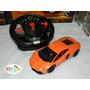 Carrinho Controle Remoto Volante 1:16 Lamborghini Aventador