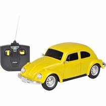 Carro - Controle Remoto - Volkswagen Fusca - 1:24 - Cks