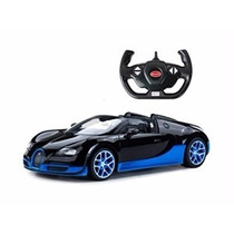 Carro R/c Bugatti: Veyron 16.4 Grand Sport 1:14 Rastar