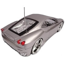Ferrari Controle Remoto Acende Farol Led 7 Funções