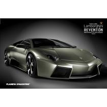Fasciculos Lamborghini Reventon Planeta De Agostini