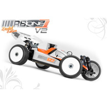 Carro Rb One V2 Buggy Limited Edition Nitro 1/8 2.4ghz Rtr 2
