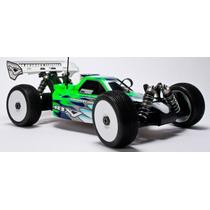 Carro Mugen Buggy Mbx7 Nitro M-spec Prebuilt 1/8 Kit E2011