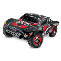 Traxxas Slash 4x4 2.4ghz Ultimate Vxl Radio Tqi Rtr 6807