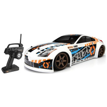 Carro Hpi Drift Sprint 2 Nissan 350z 1/10 2.4ghz Automodelo