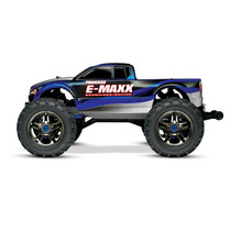 Traxxas 1/10 E-maxx Manba Monster Brushless Tqi 2.4ghz 3908