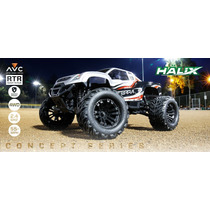 Carro Vaterra Halix 4wd Monster Truck 1/10 2.4ghz Rtr Vtr030