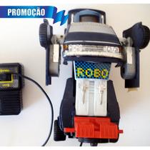 Brinquedo Auto Change Robo Van Transformers Anos 70 /80 Raro