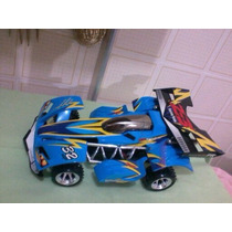 Carro De Fórmula 1 Racing Team 33cm Compr 49mhz