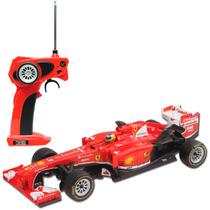 Carrinho De Controle Fórmula F10 Ferrari 1:24 26130 Conthey