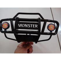 Parachoque Dianteiro Do Carrinho Monster Truck Hot Wheels