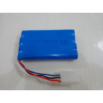 Bateria 9,6v 500mah Do Carrinho Striker Hot Whells Candide