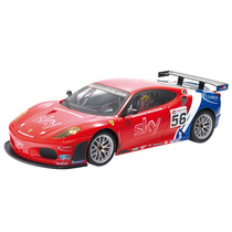 Carrinho De Controle Remoto - Ferrari 430 Gt #56 1:10