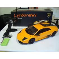 Carro Controle Elétrico Automodelo Lamborghini Oficial