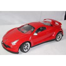 Carro De Controle Remoto Modelo Ferrari Semi Novo