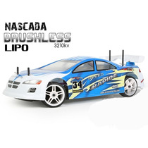Carro Himoto Nascada Brushless 1/10 2.4ghz Lipo + Carregador