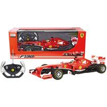 Rastar 1:12 Controle Remoto - Formula 1 Ferrari F138