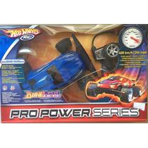 Carrinho Controle Remoto Hot Wheels Pro Power Series