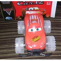 Carro C/ Controle Remoto Do Mcqueen- Carros 2